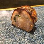 seared sardine