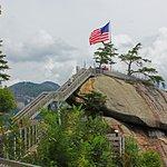 Chimney Rock.