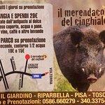 Photo de Il Merendacolo del Cinghiale