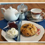 Relax and enjoy on of our fabulous cream teas.