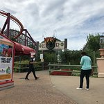Six Flags Great America의 사진