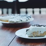 Order cake and pie by the slice or whole