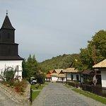 Old Village of Hollókő照片
