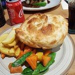 Some pie.