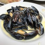 Heavenly mussels