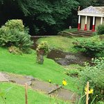 Gardens at Vindolanda