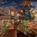 Foto van Dinosaur Bar-B-Que