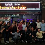 Foto van Brick Lane Brasserie