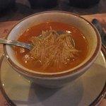 Sopa de fideo.... noodle soup