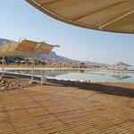 Ein Bokek Beach Foto