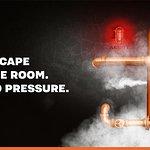 Escape the room. No pressure.