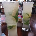 Mojito at happy hour prices