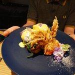 Soft Shell Crab Egg Benedict