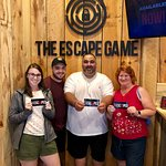 we escaped