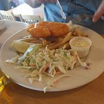 Fish and Chip Canadian Style