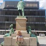 صورة فوتوغرافية لـ Bismarck-Denkmal