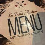 Foto van La Bella Marina Restaurant