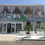 Кафе Кактус по дороге к морю от Сочи Парка