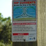 OCEAN CURRENTS WARNING