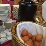 Sonntag - Frühstücksbuffet