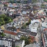 Panoramaaufnahme Köln - Deutz