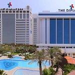فندق ذا ديبلومات راديسون بلو ريزيدانس آند سبا