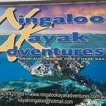 Foto de Ningaloo Kayak Adventures