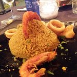 Cous cous di pesce completo