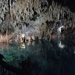 Cenote at Aktun Chen