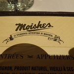 Photo de Moishes Steakhouse