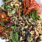 5 Grain Vegan Bowl
