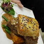 Delicious House specialty steak