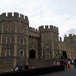 L'ingresso del castello