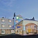 ホリデー イン エクスプレス ボセル - キャニオン パーク I-405 ホテル