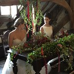 Wonderful photo shoot at Anne of Cleves House, Lewes