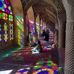 Nasir al-Mulk Mosque Foto