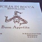 ภาพถ่ายของ Sicilia in bocca