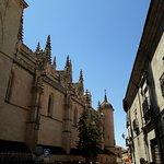 セゴビア大聖堂の写真
