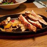Tal Y Cafn - Cajun Chicken Sizzler