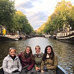 The best boat tour in the city!