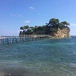 Foto van Cameo island