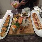 Foto de Sushihana & The Gin House