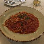 Red Sauce Pasta Con Vongole