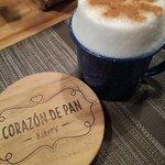 Corazón de Pan Foto