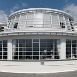 Worthing Pier end of pier cafe