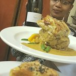 Some devine food & wine pairing dishes
