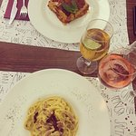 Lasagne & Carbonara