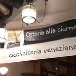Photo de Osteria Alla Ciurma
