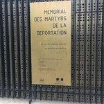 Foto de Memorial des Martyrs de la Deportation