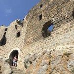 Chateau de Queribus Foto